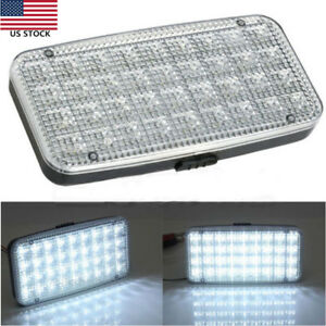 White 12v 36led Vehicle Interior Roof Ceiling Indoor Dome Light Reading Lamp