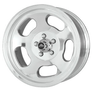 4 New 15x8 American Racing Ansen Sprint Polished Wheel Rim 5x114 3 15 8 5 114 3