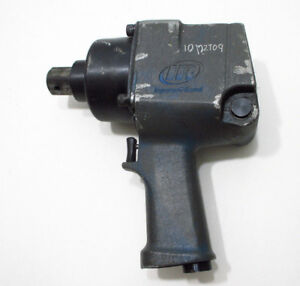 Ingersoll Rand 1720p3 Pistol Grip 1 Drive Impact Wrench 1 100 Ft Lb 1 In 1720