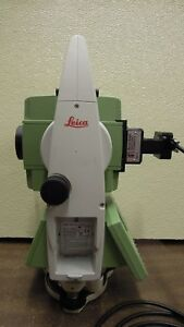Video Camera System For Leica Total Station Ts 06 1