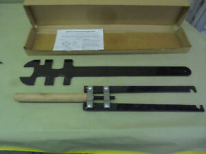 Universal Fan Clutch Wrench Set Made In Usa