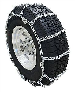 Safety Snow Truck Twist Link Tire Chain With V bar 7 00x15 7 00 15