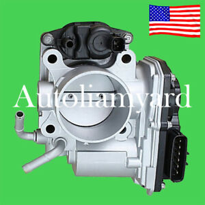 Genuine 16400 Rna A01 Throttle Body Assembly For 2006 2011 Honda Civic 1 8l Oem