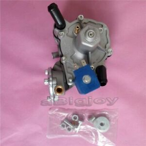 Propane Gas Lpg Vaporizer Reducer Regulator For Sequential Injection System