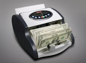 Semacon High Speed High Quality Currency Counter Model S 1025 Uv mg Counterfeit