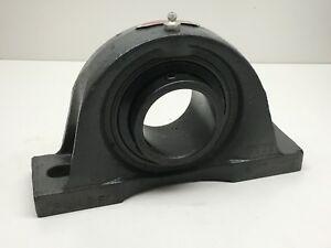 Borg Warner Sealmaster Npl 35 Pillow Block Bearing Shaft Size 2 3 16