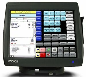 Micros Workstation 5a System Units pos