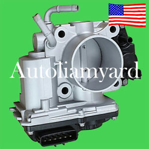Genuine Throttle Body For Honda Civic Dx Dx G Ex Exs Ex L Lx Lxs Gx 1 8l 2006 11