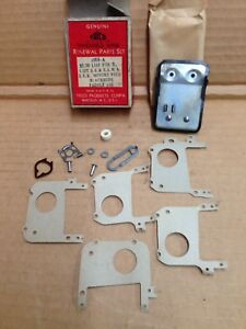 1940 1941 1947 1948 Rare Chevrolet Ford Lincoln Nos Wiper Motor Rebuilding Kit