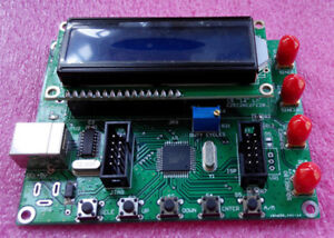 Ad9850 Dds Signal Generator Module 0 40 Mhz Lcd Usb Pc Control Sweep Function