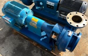 Paco Pacific Pumping Co 20 Horsepower 1020 Gpm Centrifugal Industrial Water Pump