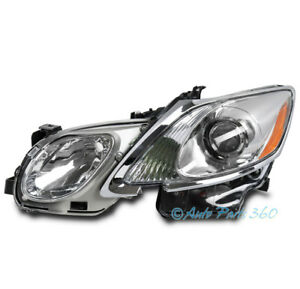 For Afs hid 06 11 Lexus Gs300 Gs430 Projector Headlight Chrome Driver Left Side