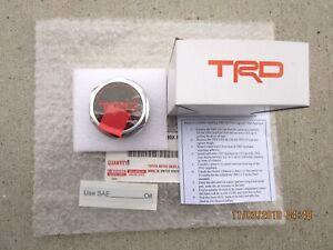 Fits 10 19 Toyota 4runner 4 0l V6 4d Suv Trd Performance Oil Filler Cap New