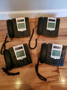 Aastra 6755i Voip Phones Set Of 4