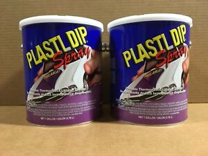 Blue performix Plasti Dip 2 Gallon Matte Blue Spray thinned 2 Gallons