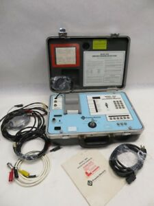 Franklin Electric Model 3600 Power Line Disturbance Monitor Used