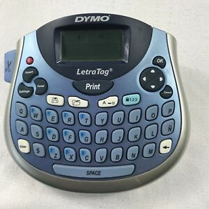 Dymo Letratag lt 100t Label Thermal Printer Very Good Working Condition Pics