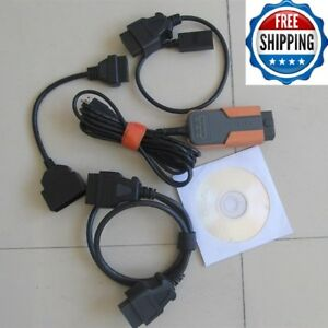 M vci Interface Xhorse 3 In 1 For Honda For Toyota Tis For Volvo Diagnostic Tool
