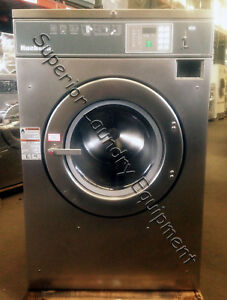 Huebsch Hc60ac2 Washer extractor 60lb Coin 220v 3ph Reconditioned