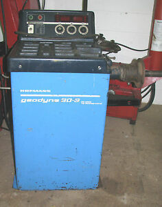 Hofmann Geodyna 30 3 Computer Wheel Balancer Machine 87
