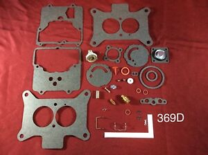 Ford Autolite Motorcraft 2100 2 Barrel 2bbl Carburetor Rebuild Kit Made In Usa