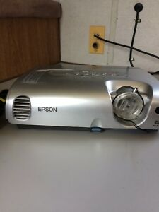 Epson Lcd Projector Powerlite S3 Model Emp S3 Audio Visual Computer Projector