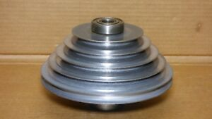 Walker Turner 20 Drill Press 1100 Series Spindle Step Pulley Assembly