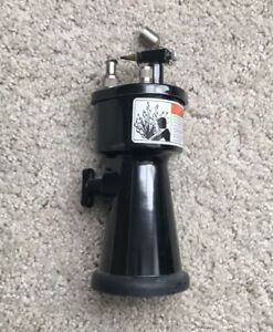 Hanau Alcohol Torch Whip Mix Model 26 Excellent Condition Dental
