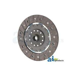 Sba320400212 Clutch Disc For Case ih Compact Tractor D25 D29 Farmall 31 35