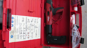 Hilti Dx 460 Mx72 Fully Auto Powder Actuated Nail Gun Kit New 783