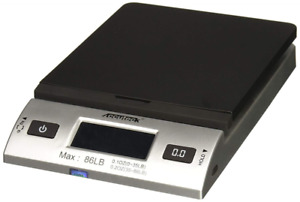 Accuteck S 50 Lb X 0 2 Oz All in one Digital Shipping Postal Scale With Ac Po