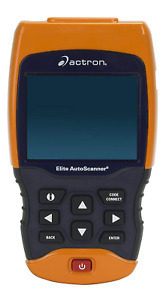 Actron Cp9680 Auto Scanner Plus W Abs Airbag Coverage
