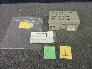 George Voron Crystal Rectifier Test Set Ts 268e u Military Kilohms Current Dc