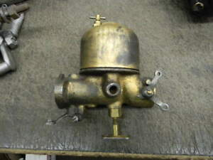 Model T Ford Original Kingston L 4 Carburator Complete 1909 25 Style