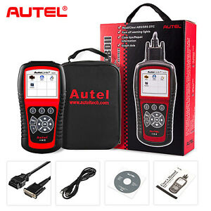 Autel Auto Obd2 Fault Code Reader Car Diagnostic Scanner Tool Can Abs Srs Airbag