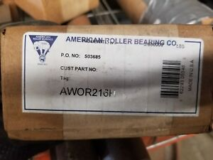 Cyl roller Brg outer Ring od 140mm Arb Awor216h