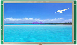 New 10 1 inch Serial Port Capacitive Touch Configuration Screen Lcd Module Kit