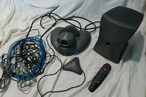 Polycom Vsx 7000 Video Conference System With All Items And Cables