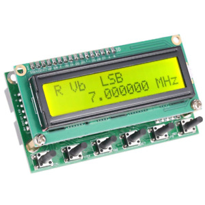 Dds Function Signal Generator Module Based On Ad9850 Chip Diy 0 55mhz Lcd Us Ws