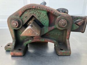 Whitney Metal Tool Co Heavy Duty Steel Angle Cutter Model 525 No 4 Shear