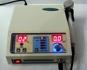 Physiotherapy Ultrasound Ultrasonic Therapy Machine Professional Chiropractic Uh