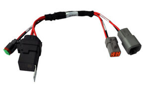 67259a Match To Trimble Power Bus Fmx Cfx750 To Ez Steer Power Cable