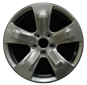 18 Acura Mdx 2007 2008 2009 Factory Oem Rim Wheel 71760 Hyper Smoked Silver