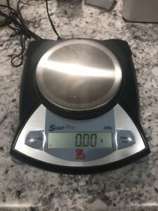 Ohaus Scout Pro Sp202 Digital Scale Max Range 200g