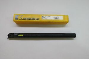 Kennametal A12 nklcr05 Nb5 Boring Bar 3 4 X 10