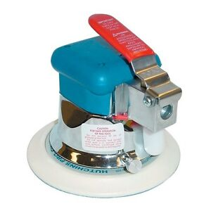 Hutchins Random Orbital Action Air Super Palm Sander 4500