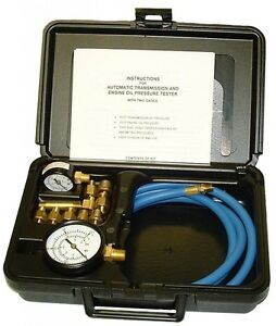 Tool Aid Automatic Transmission Engine Oil Pressure Tester 34580