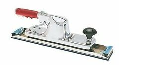 Hutchins Orbital Action Inline Long Board Air Sander Model 3800