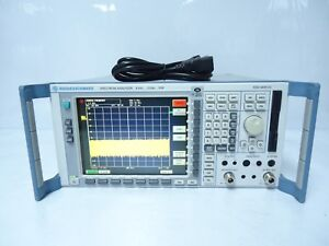 Rohde Schwarz Fsp 9 Khz To 3 Ghz Fsp b4 Fsp b9 Spectrum Analyzer