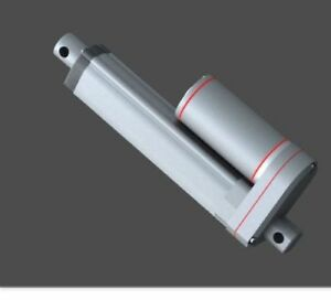 3 Inch Linear Actuator 132lbs 15mm s 12v With Signal Potentiometer Fast